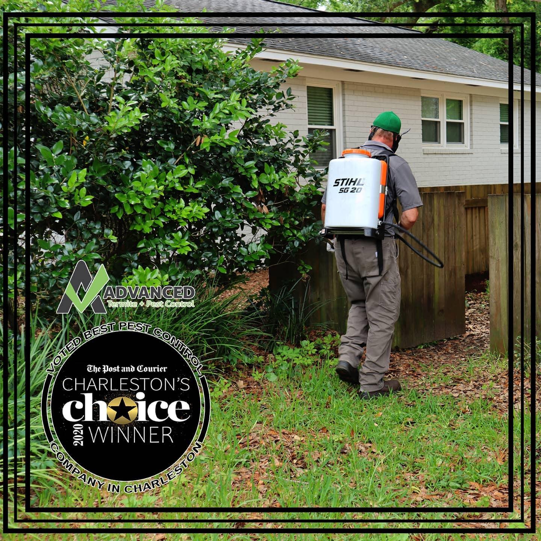 Advanced Termite and Pest Control