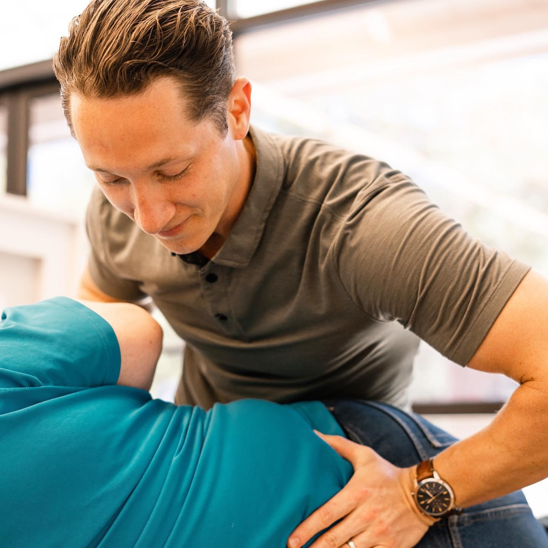 Corrective Chiropractic – Mt Pleasant