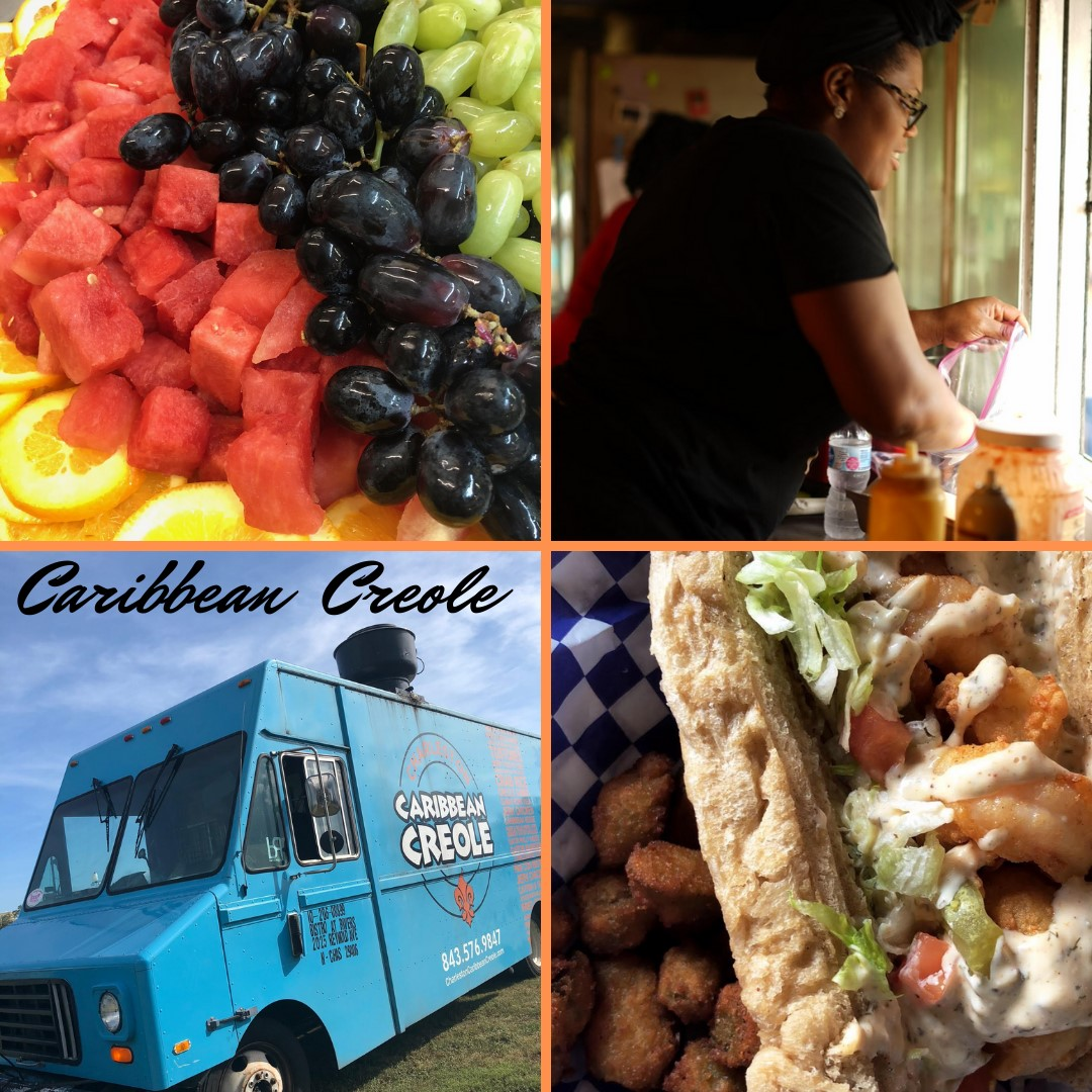 Charleston Caribbean Food truck and Take out Kitchen
