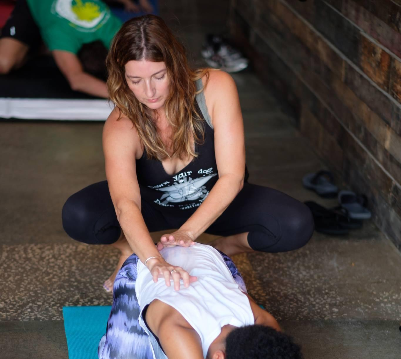 Bendy Brewski / Beth Cosi Yoga