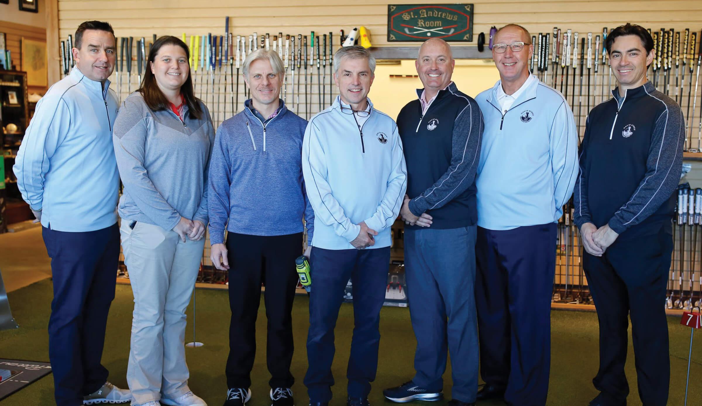 David Ayres' Lowcountry Custom Golf