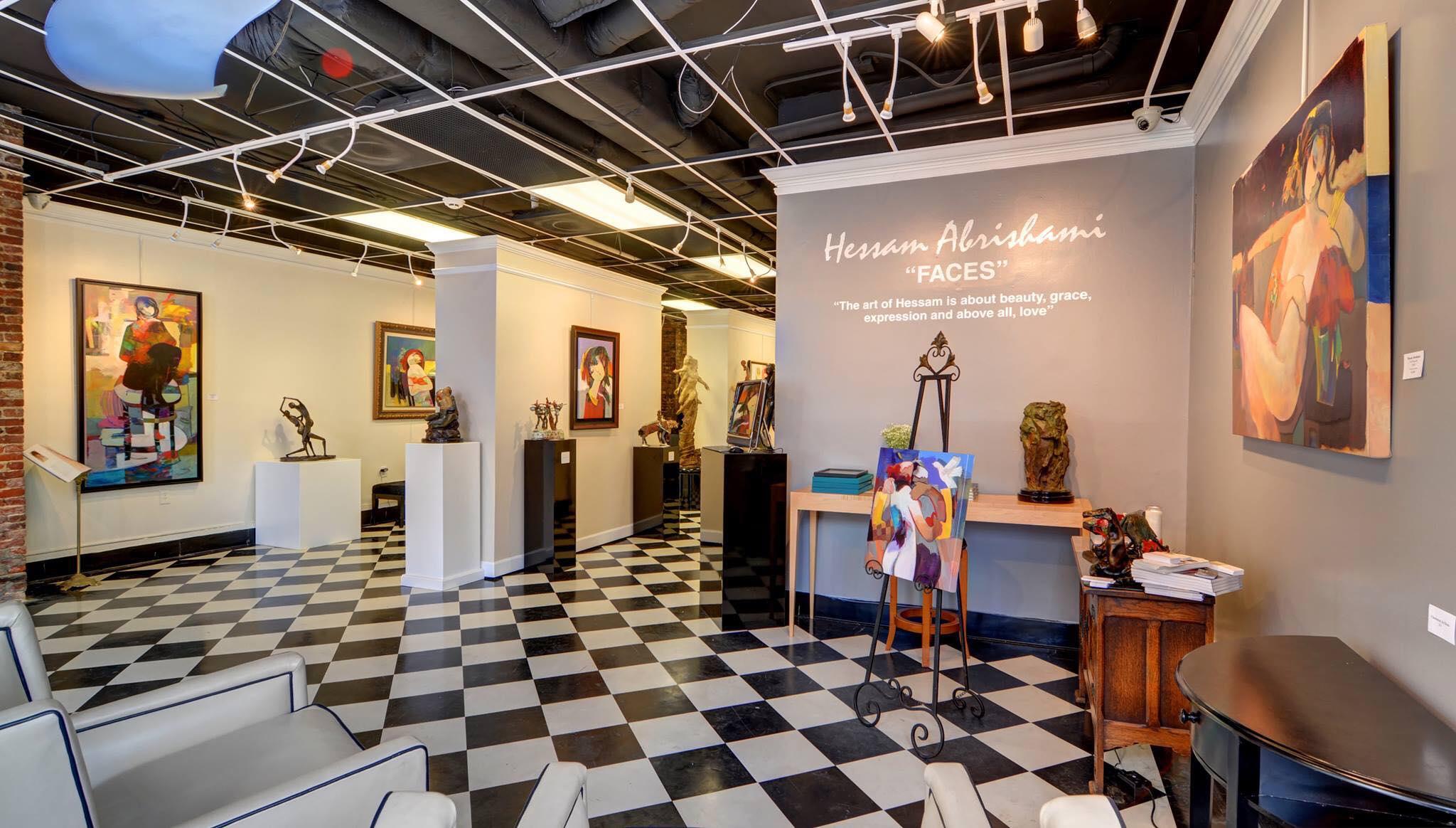 Mary Martin Gallery I