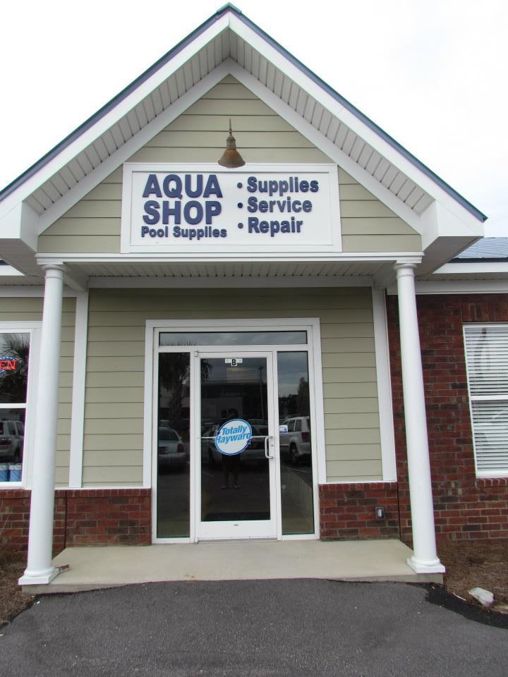 Aqua Shop Pool Supplies