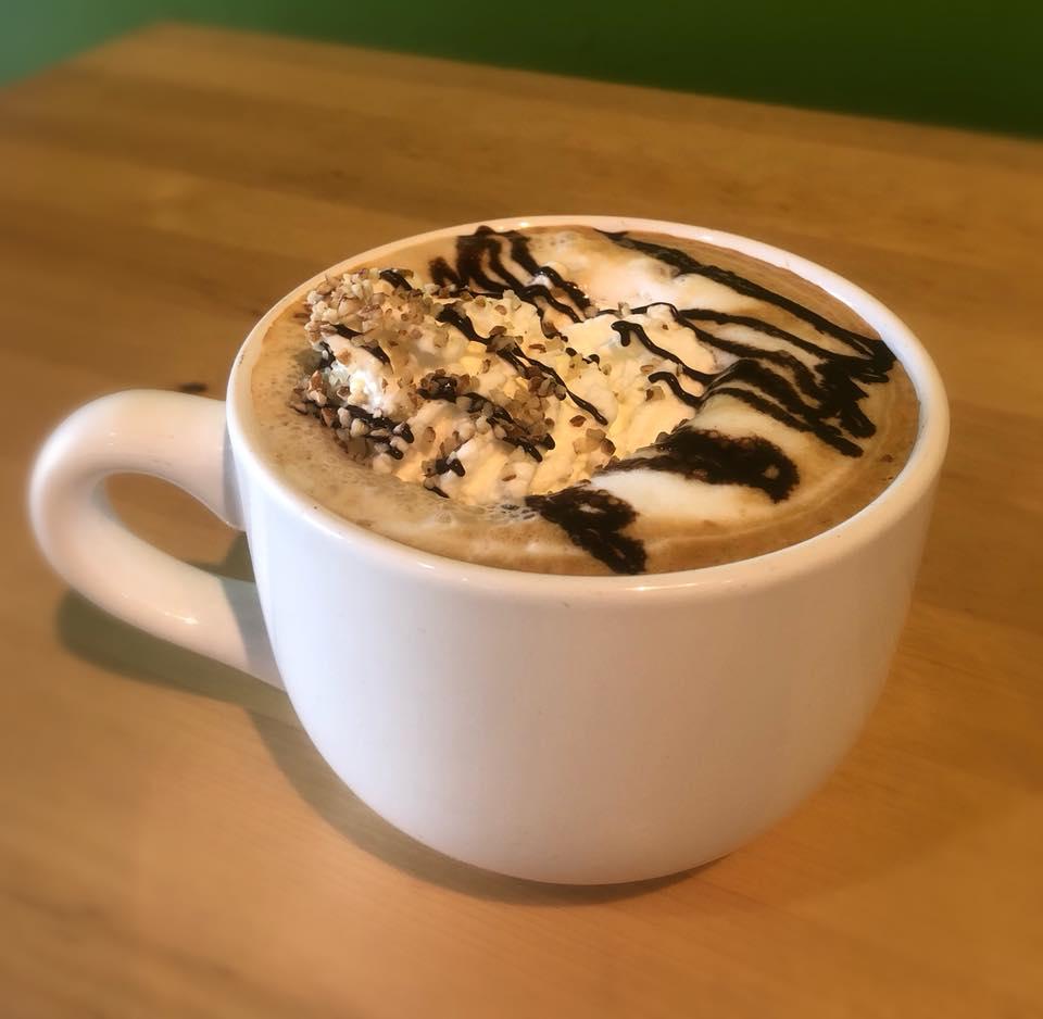 Brukes Coffee and Craft Ice Cream